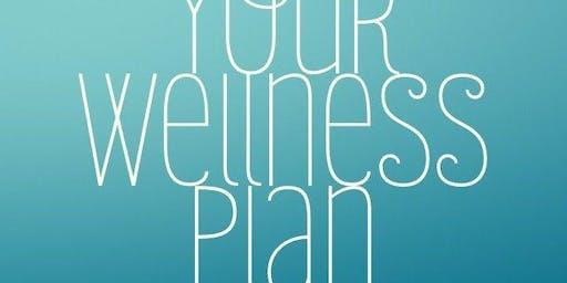 Workshop: Design Your Wellness Plan with Focus, Goals & Actions