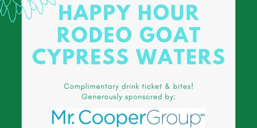 HYP Happy Hour sponsored by Mr. Cooper