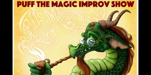 Puff the Magic Improv Show & Halloween Party!