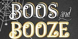 """""""Boos and Booze""""  Painting Class"""
