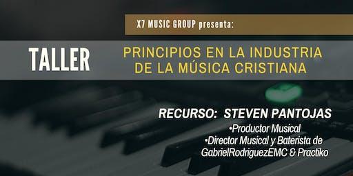 Principios en la Industria de la Música Cristiana