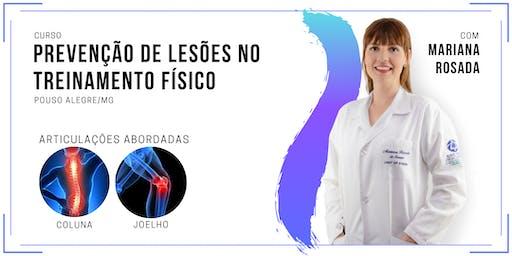 Prevenção de Lesões no Treinamento Físico (coluna e joelho)