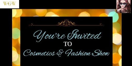 Cosmetics & Fashion Show