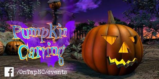 Pumpkin Carving, Booz & Brews