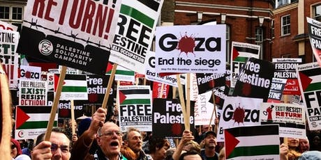 Palestine: From Apartheid To Justice tickets