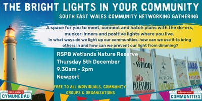 The Bright Lights in your Community - South East Wales Community Gathering