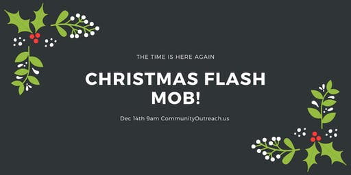 Christmas Flash Mob