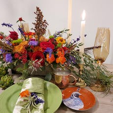 The Thanksgiving Tablescape Workshop tickets