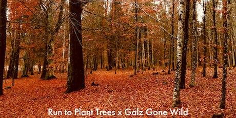 Run to Plant Trees: Movie Night + Talks tickets