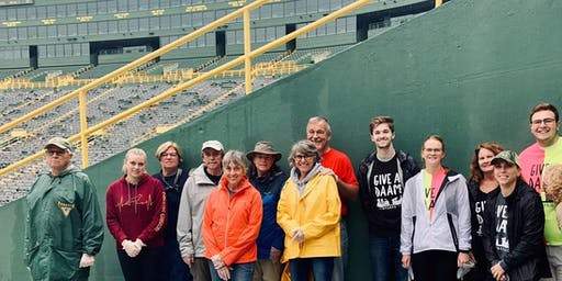 Giveadaam About Recycling at Lambeau Field