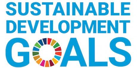 UN Sustainable Development Goals - Student Training tickets