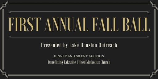Lake Houston 1st Annual Fall Ball