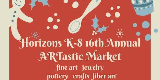 Horizons K8 Holiday Market