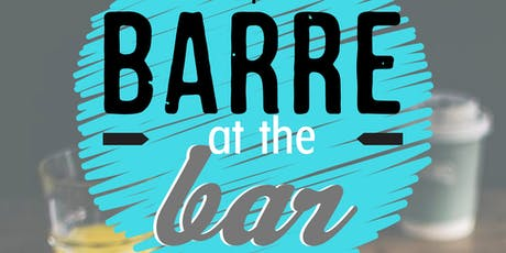 October Barre at the Bar tickets