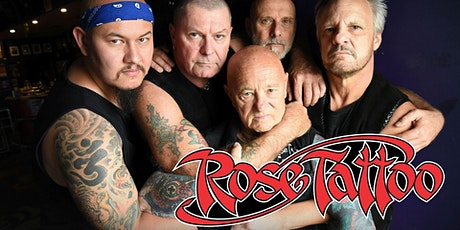 ROSE TATTOO, NIGHT COBRA tickets
