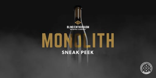 The Monolith - Sneak Peek