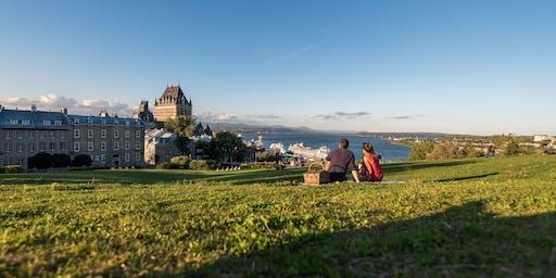 Rendez-vous à Québec! Séance d'information: travailler ou étudier en santé au Canada