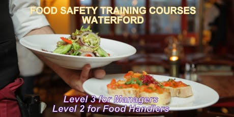 Food Safety Level 3 for Managers Course tickets