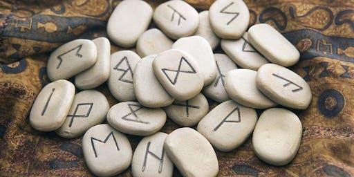 Runes Workshop with Wayne Brekke
