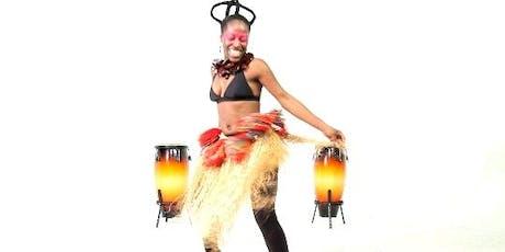 2019 Adams Park Community Festival - Afrofusion Dance Class w/ Rashida!!! tickets