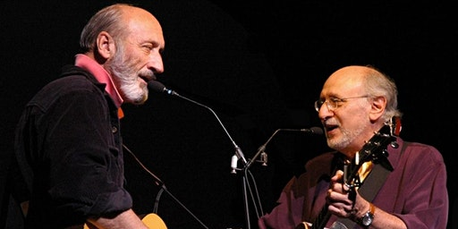Peter Yarrow and Noel Paul Stookey (of Peter, Paul & Mary) - 3/13/20