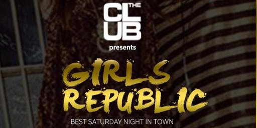 Girls Republic- sabato The Club: LISTA CUORE