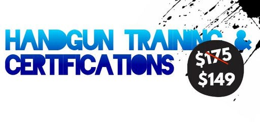Handgun Training & Certification