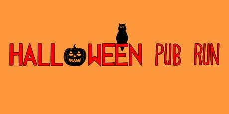 Halloween Pub Run tickets