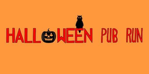 Halloween Pub Run