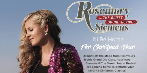 I'll Be Home For Christmas! Rosemary & The Sweet Sound Revival! (Winkler)