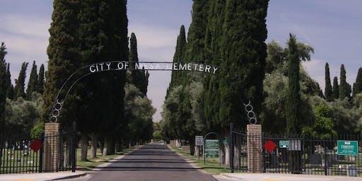 2019 Cemetery Tour