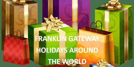 Franklin Gateway Holidays Around the World 2019 tickets