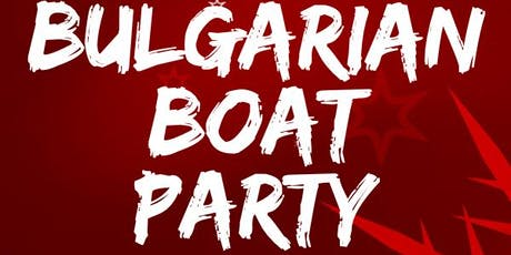 Bulgarian Christmas Boat Party by ByeDanio tickets