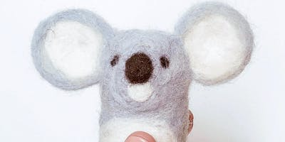 3D Felted Pets