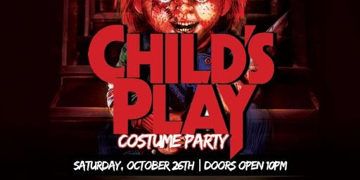 Child's Play Costume Party