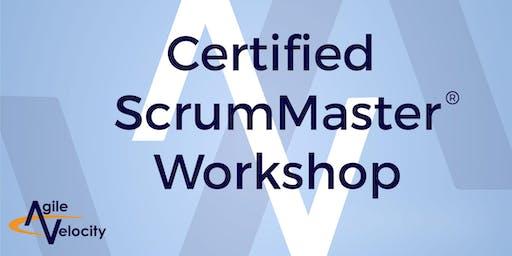 Certified ScrumMaster Workshop (CSM) - San Antonio
