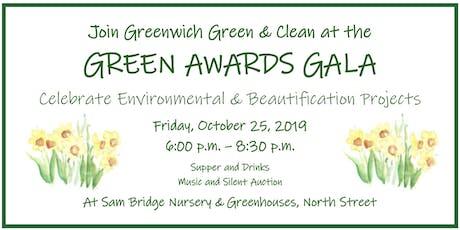 Green  Awards Gala tickets