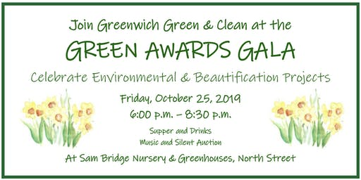 Green  Awards Gala