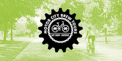 Bike & Brew Tour - Downtown Detroit - Midtown