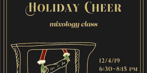 Kurant Mixology | Holiday Cheer