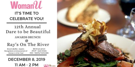 12th Annual Dare to be Beautiful Awards Brunch tickets