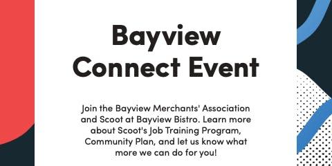 Bayview Merchants Association Meeting: October 2019
