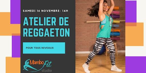 Reggaeton Workshop avec Yelitza Garcia