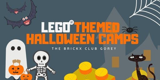 LEGO® Halloween Camp - Ferns