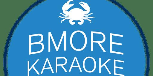BMore Karaoke League Registration - Spring 2020
