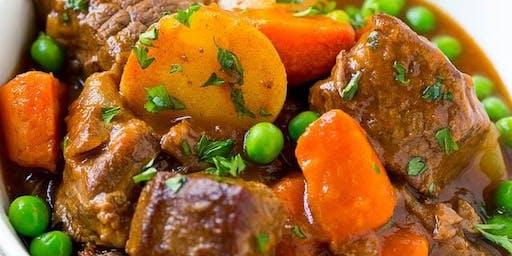 Lamplight Stew Dinner Fundraiser