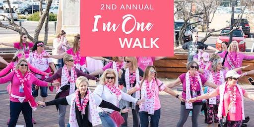 2nd Annual Im One Breast Cancer Walk