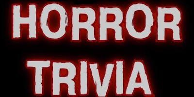 Horror Trivia Night at The Nerd