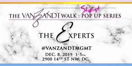 The Van Zandt Walk : Stylist Pop Up Series
