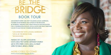 Be the Bridge Book Tour --Orange County, CA  tickets